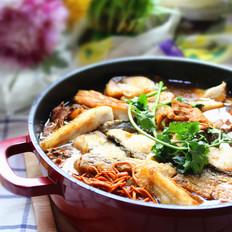 鸡焖鱼火锅