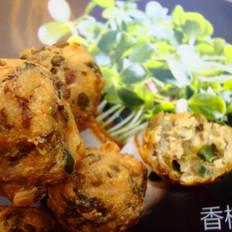 香椿豆腐丸