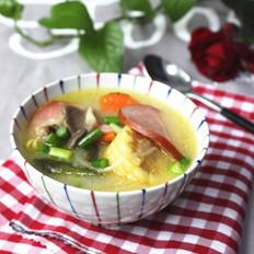 蔬菜奶油浓汤