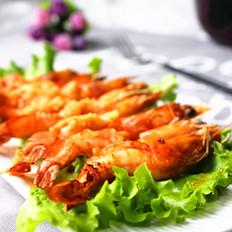 蒜蓉芝士虾