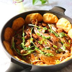 胶东农家菜--鱼锅片片