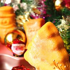 圣诞南瓜蛋糕