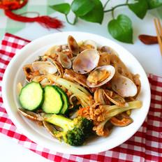 蛤蜊麻辣香锅