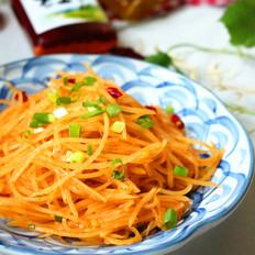 红油土豆丝