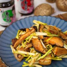 香菇回锅肉