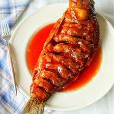 糖醋鱼的做法
