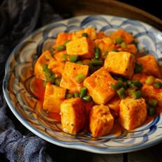 甜味奥尔良豆腐