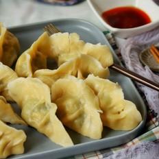 山苜楂玉米饺子