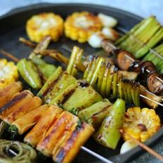 烤蔬菜全家福