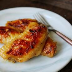 法式黑椒烤鸡翅的做法