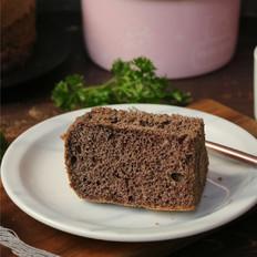 黑米粉戚风蛋糕