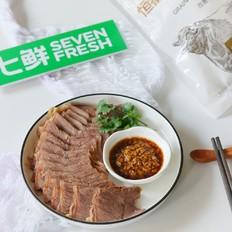 好吃到舔盘的卤牛肉的做法