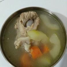 木瓜胡萝卜猪骨汤