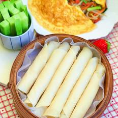 春饼卷合菜
