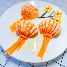 富贵灯笼虾