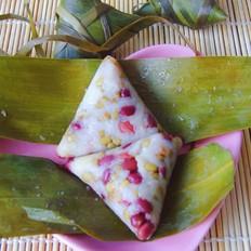 五谷杂粮粽子的做法