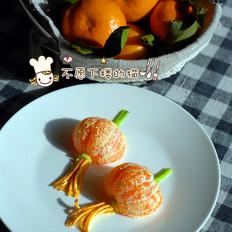 橘子小灯笼