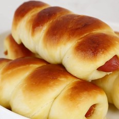 早餐首选-香肠面包的做法