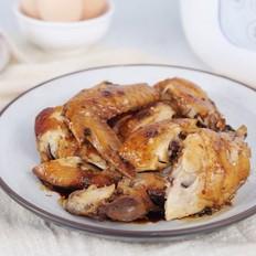 电饭煲蜜汁烤鸡