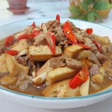 尖椒蒜片肉