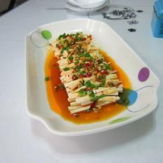 蒜米豆腐丝