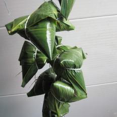 桂圆红枣粽