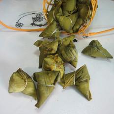 绿豆猪肉粽子