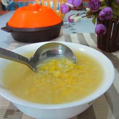 玉米糯米粥
