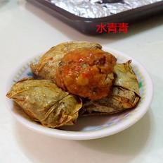 香烤荷叶肉丸