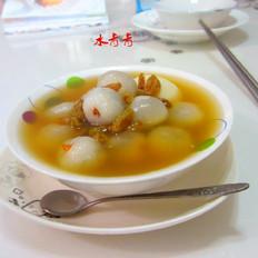 葡萄荔枝煮蛋