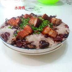 香甜扣肉糯米饭