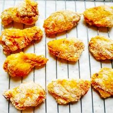 酥皮鸡翅--烤箱
