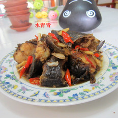 尖椒蒜片财鱼