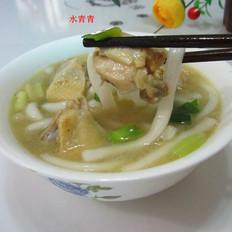 咖喱鸡汤粉