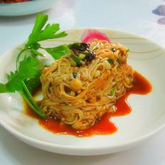 蚝油金针菇