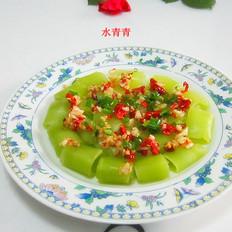 蒜米咸莴笋