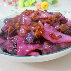 豆香紫甘蓝