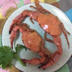 清蒸大螃蟹