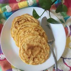 燕麦玉米饼