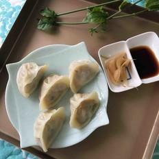 羊肉圆葱蒸饺