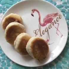 中式羊肉酥饼