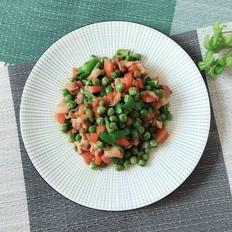 美味炒豌豆