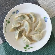刺五加叶蒸饺