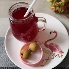 冰糖树莓汁