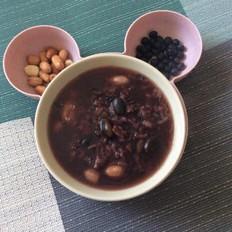 补肾黑豆粥