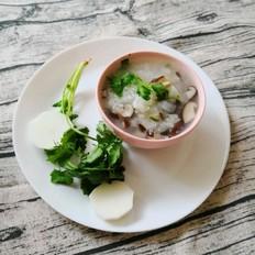 萝卜香菇粥