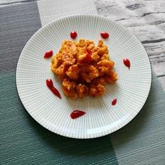 咖喱基围虾