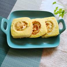 面包片荷包蛋