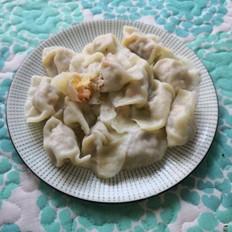 羊肉虾仁水饺