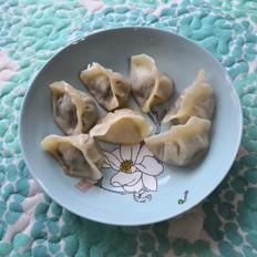 牛肉小白菜蒸饺